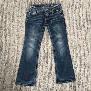 Miss Me Jeans - Boot Cut, Size 30 x 31